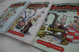 Wallace and Gromit Comics