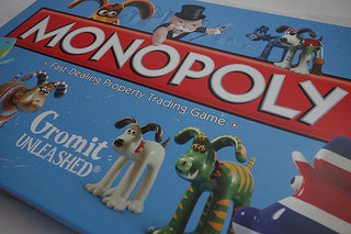 Wallace and Gromit Monopoly