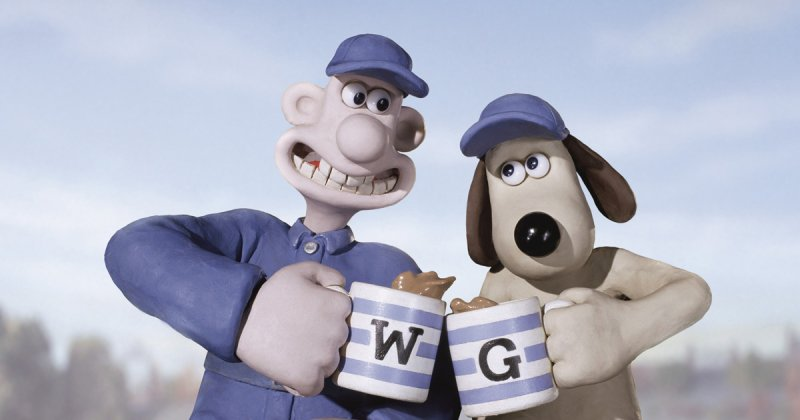 My Heroes - Wallace & Gromit