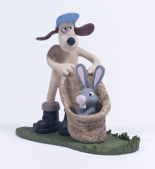 Wallace And Gromit Toys : Wallaceandgromit archive action figure
